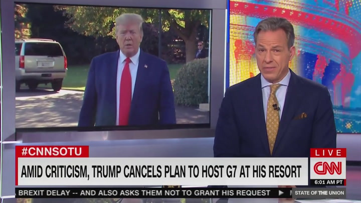 CNN's Jake Tapper Calls Out White House and Republicans for Avoiding His Show