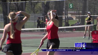 Red River downs Shanley in tennis