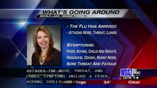 What's Going Around: Flu season is here
