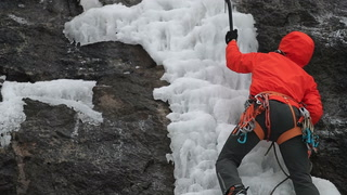 Climbers finish 24 hours of mixed climbing