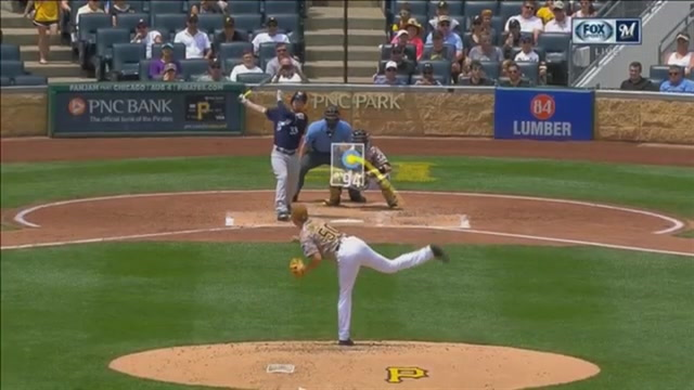 WATCH: Brewers' Brett Phillips smacks RBI double to right field