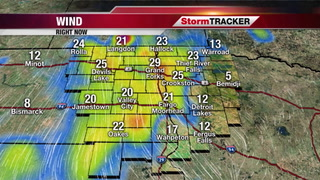 StormTracker Weather Webcast Thursday Morning