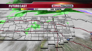 StormTRACKER Webcast - Sunday Afternoon