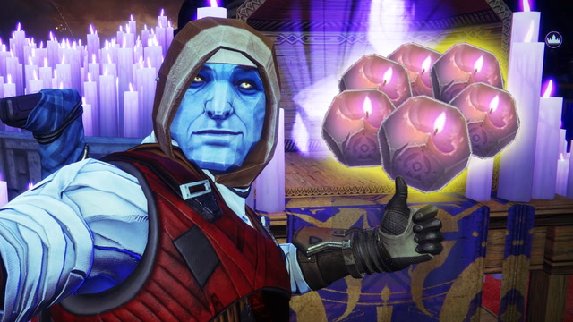 Opening 17 Festival of the Lost Engrams in Destiny 2