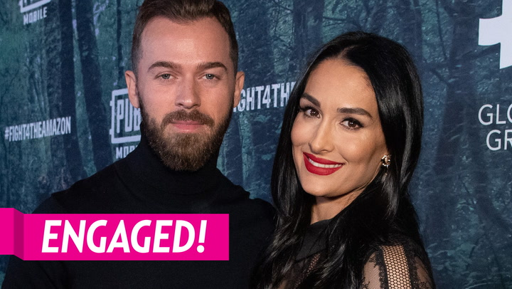 Why Nikki Bella's Not Wearing Her Engagement Ring From Fiance Artem Chigvintsev