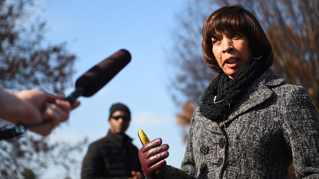Baltimore mayor's future uncertain as book scandal unfolds