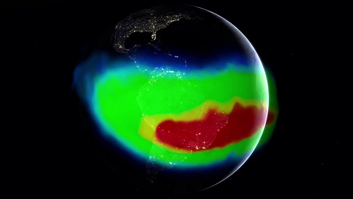 Earth's Flip-Flopping Magnetic Field is Screwing with Satellites Over Africa