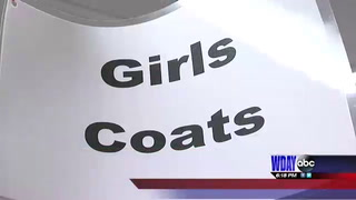 Salvation Army distributes coats to families in F-M area