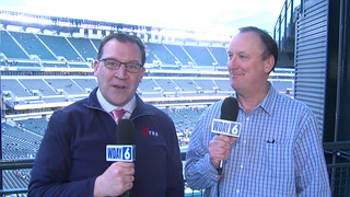 NFC Championship Game Pregame Show from Philly