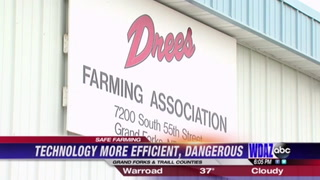 Dozens of local farmers gather for Farm Safety Day
