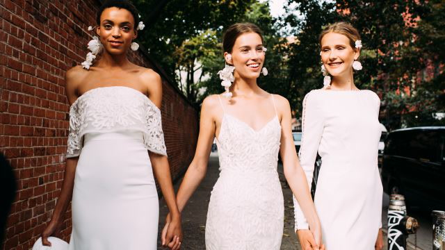 9 Wedding Dress Trends for Brides Getting Married Next Fall