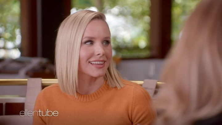 Kristen Bell Thought Her Water Broke When She Peed Her Pants While Pregnant