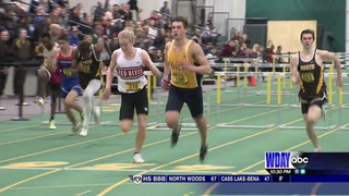 South boys, Davies girls secure Class A Indoor Championship
