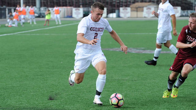 Today's Scholar-Athletes, Tomorrow's Leaders: Chase Pagani, Colgate