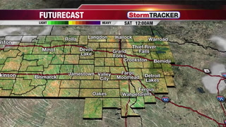 StormTRACKER Friday Afternoon Update