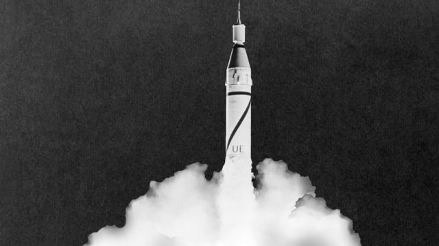 NASA Space Launches Through the Years