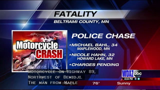 Beltrami County police chase turns deadly