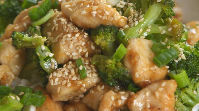 22-Minute Sesame Chicken