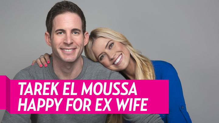 Tarek El Moussa and Girlfriend Heather Rae Young Wear Matching Pajamas in Holiday Photo With Kids