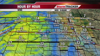 Stormtracker Weather: Windy with a few Flurries