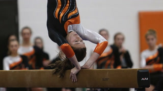 Prep Gymnastics: Morris/C-A sees growth in 2016-2017