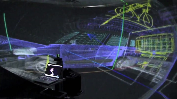 Command Your Own Holodeck With An iPad Mini