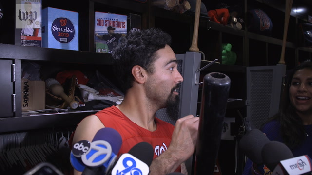 'So we have these bats': Rendon jokes about how the Nats can improve hitting