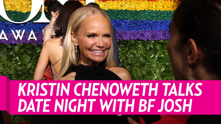 Kristin Chenoweth Does Not 'Need a Ring' From Boyfriend Josh Bryant