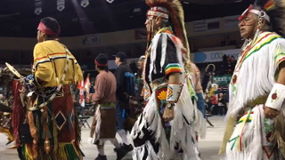 Second annual Bemijigamaag Powwow