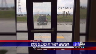 Vandalism case at a South Fargo business closing