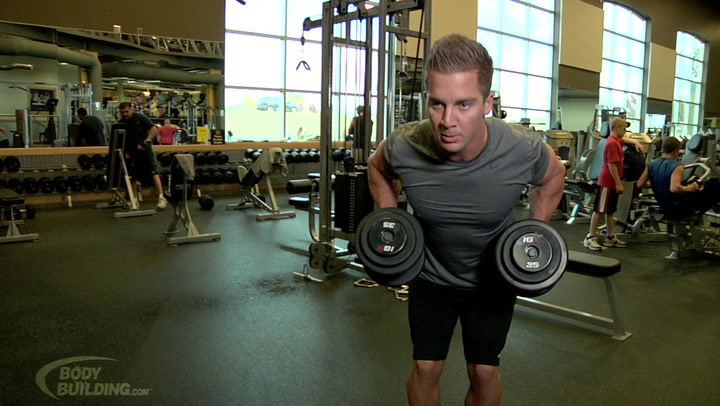 Day 65: Chest, Shoulders & Triceps Workout | Labrada Lean
