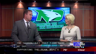 UND looking to enhance game day experience for football fans