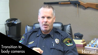 Chief Mark Nelson interview