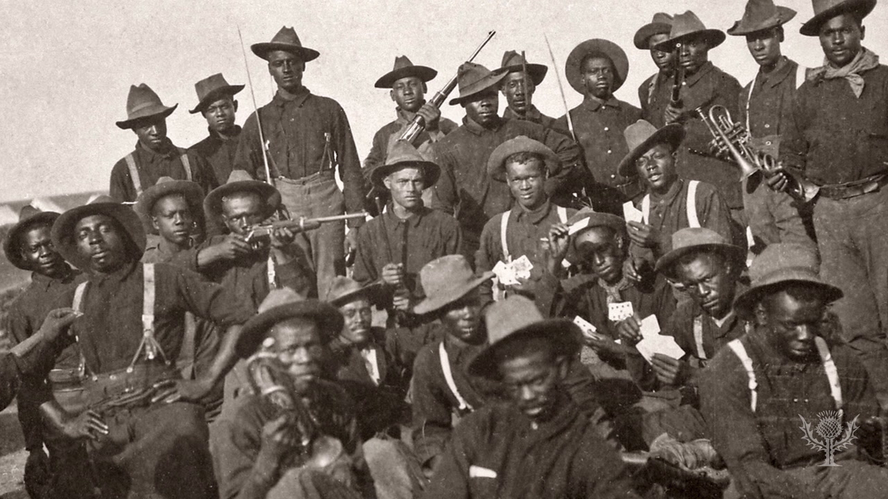 buffalo soldiers essay contest