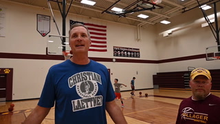 Christian Laettner Hosts Camp In Pillager