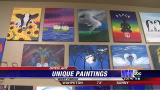 Open event held at Art bar in West Fargo