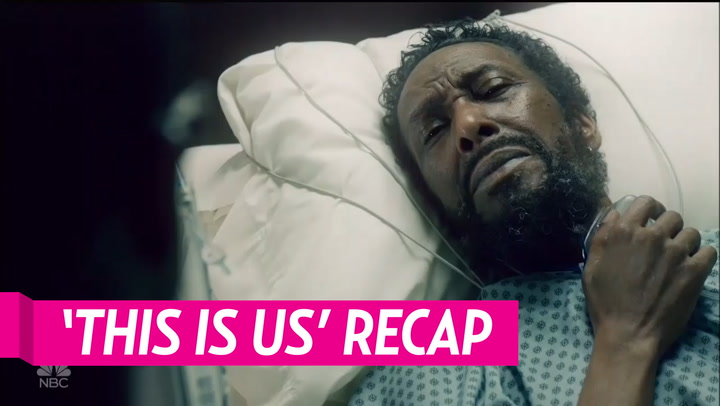 This Is Us' Eight Moments to Make You Ugly Cry: It's the Death You Knew Was Coming