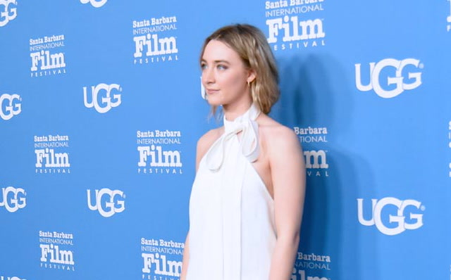 Saoirse Ronan Is Set To Host Saturday Night Live In December