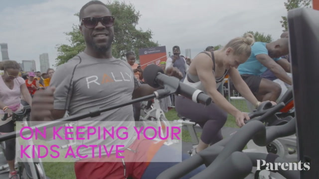 Parenting Tips with Kevin Hart