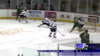 Force shutout by Sioux City