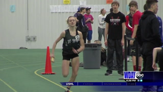 NDSU hosts Class B indoor track meet