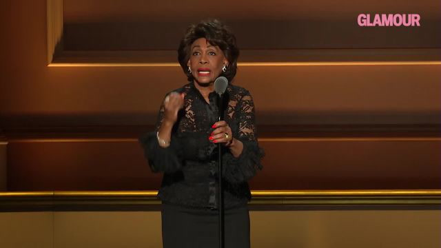 Maxine Waters Claims Her Throne at Women of the Year