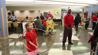 Central Lakes College Kids Christmas Party