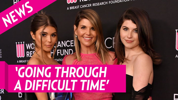 Lori Loughlin's Daughter Bella Seen at Luxury Resort While Parents Are in Jail
