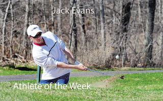 Athlete of the Week- April, 27 2017 - Jack Evans