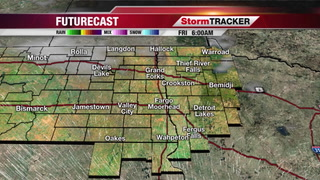 StormTRACKER Thursday Night Forecast