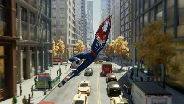 Marvel's Spider-Man - Building A New Spider-Suit Video