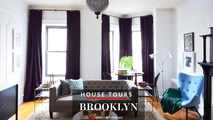 400 Square Foot Apartment house tour: a dreamy 400 square foot brooklyn studio | apartment