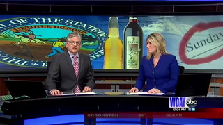 Liquor sales in Minnesota could continue on Sundays