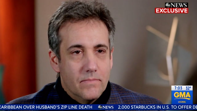 'I will not be the villain': Michael Cohen's post-sentencing interview, annotated